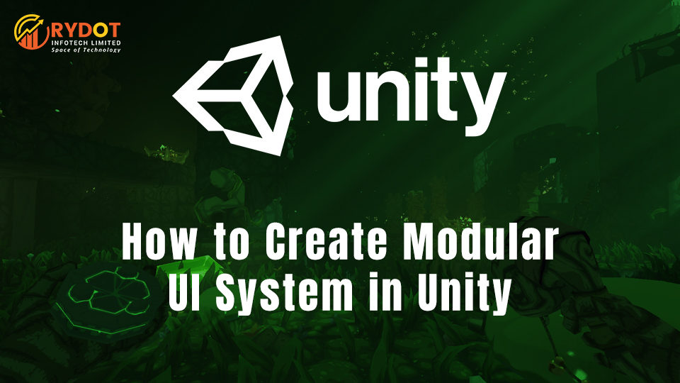 How to Create Modular UI System for Games in Unity – Part 1