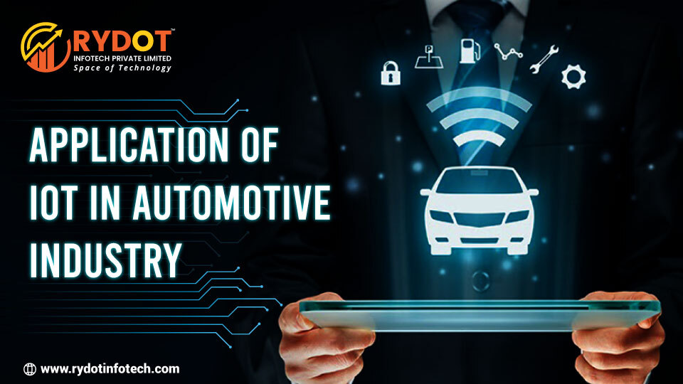 IoT Applications in the Automotive Industry